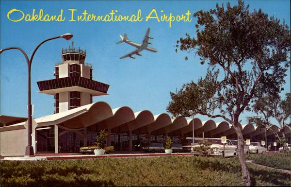 International Airport Oakland California Airports