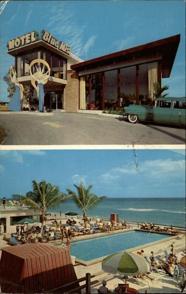 Motel Hollywood Beach Florida