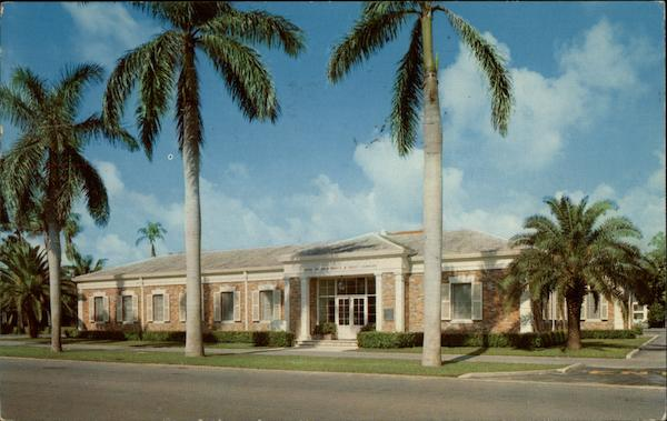 Bank of Palm Beach and Trust Company Florida