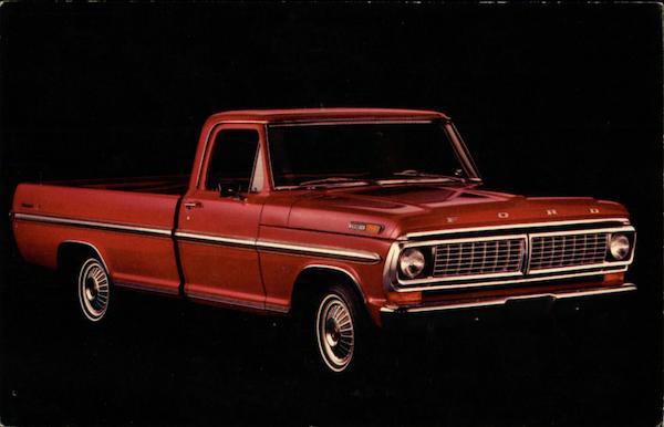 1970 ford ranger xlt trucks. Black Bedroom Furniture Sets. Home Design Ideas