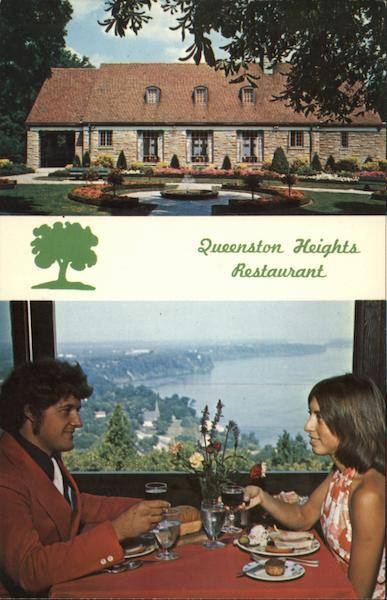 Queenston Heights Restaurant NIagara Falls Canada Ontario