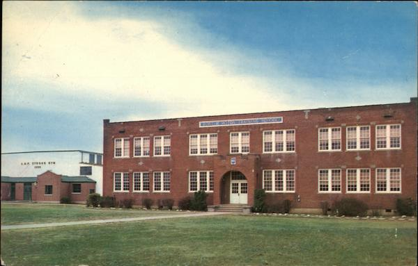 Robert R. Moton High School Arkansas