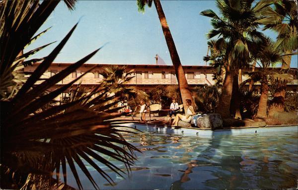 Saga Motor Hotel Anaheim Ca
