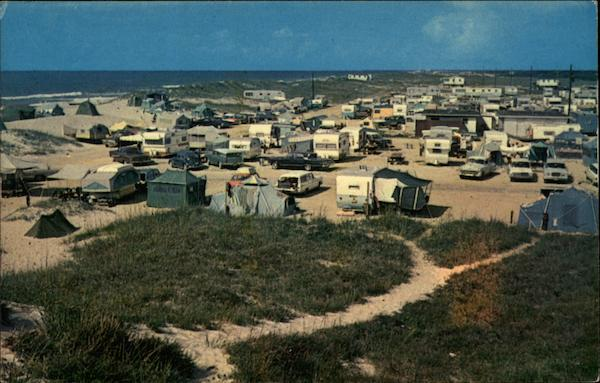 Surf City Family Campground North Topsail Beach Nc
