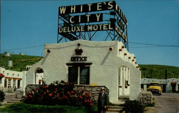 White S City Deluxe Motel Whites City Nm
