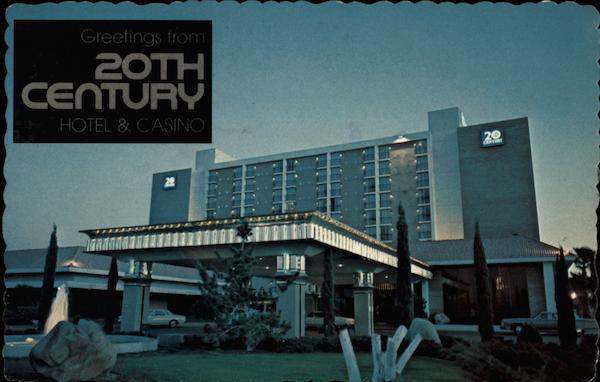 20th Century Hotel Amp Casino Las Vegas Nv