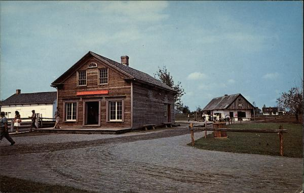 Crysler General Store, Upper Canada Village Morrisburg