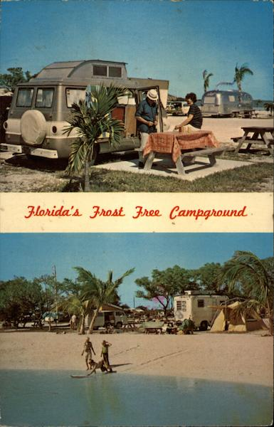 Florida's Frost Free Campground Key West