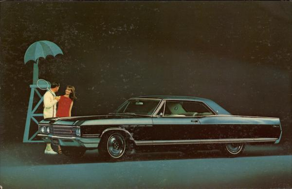 Electra 225 .... By Buick Cars