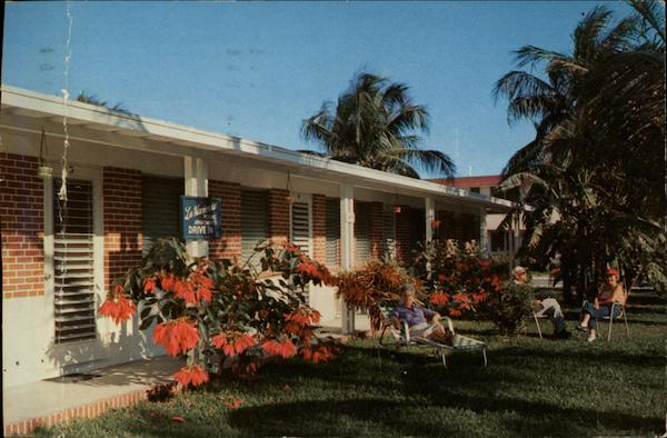 La Hacienda Motel Key West Florida