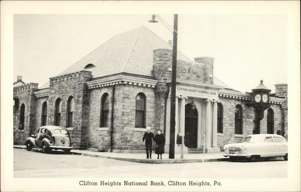 Clifton Heights National Bank Pennsylvania