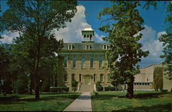 Parmenter Hall, Baker University