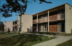 Shriwise Apartments for married students; Southwestern COllege