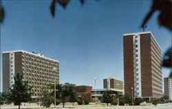 High Rise Residence Halls, Oklahoma State University