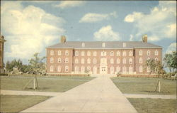 Lawyers Inn, Southern Methodist University Postcard