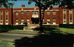 Municipal Building Located on Claremont Avenue