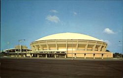 New Mid-South Coliseum