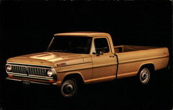 1970 Ford Pickups