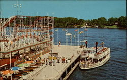 Lake Shafer's Indiana Beach
