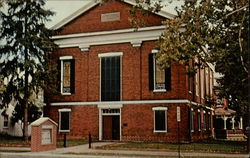 Ruter Chapel, Methodist Church