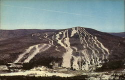 Mount Snow in Vermont