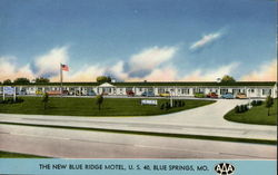 The New Blue Ridge Motel