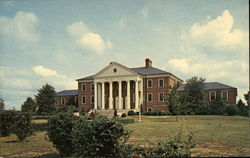 Trigg Hall, Maryland State College