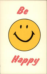 Be Happy - Smiley Face