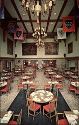 The Tudor Room, Indiana Memorial Union, Indiana University