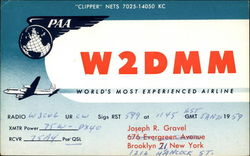 W2DMM World's Most Experience Airline
