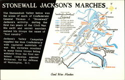 Stonewall Jackson's Marches