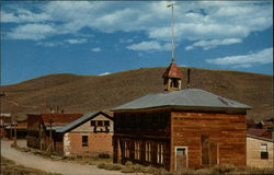The Bodie School House