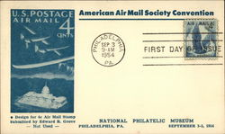 American Air Mail Society Convention