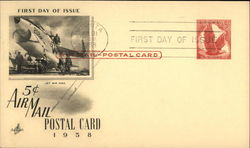 Jet Air Mail - First Day of Issue