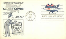 U.S. Customs Anniversary