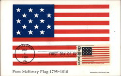 Fort McHenry Flat 1795-1818