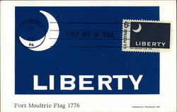 Fort Moultrie Flag 1776