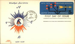Weather Service FDC