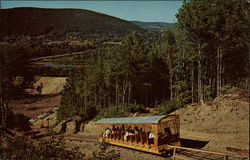 Cable Incline Railway at Fentier Village