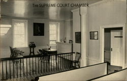 The Supreme Court Chamber