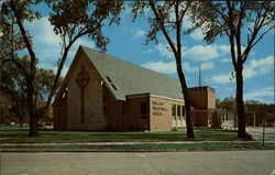 Elmhurst Presbyterian Church Postcard