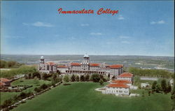 Aerila View of Immaculata College