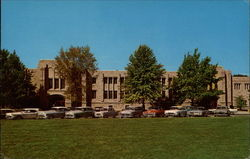 Atherton Center, Butler University Postcard