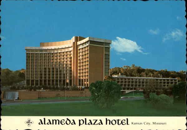 Alameda Plaza Hotel Kansas City Mo