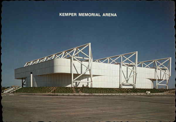 R. Crosby Kemper Memorial Arena Kansas City Missouri