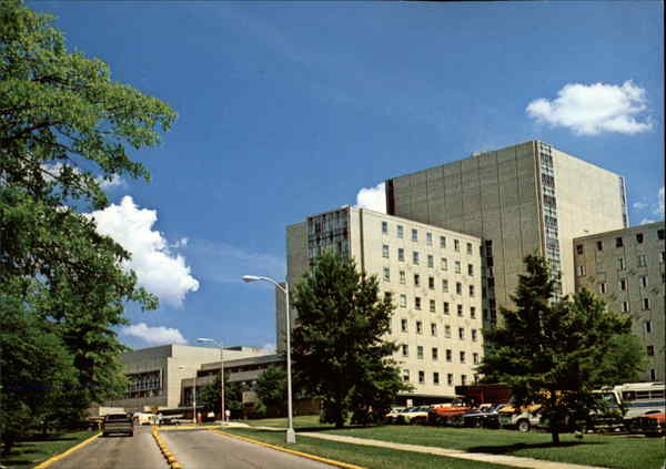 West Virginia University Hospital Morgantown
