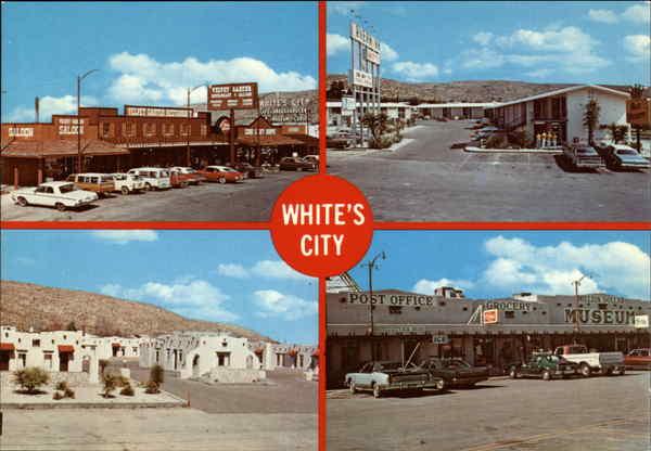 White City Restaurant Nm