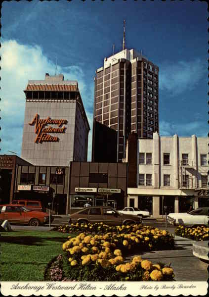 westward hilton Hilton anchorage west tower: 15: historically called the westward tower, as it was originally constructed as a major addition to the westward hotel.