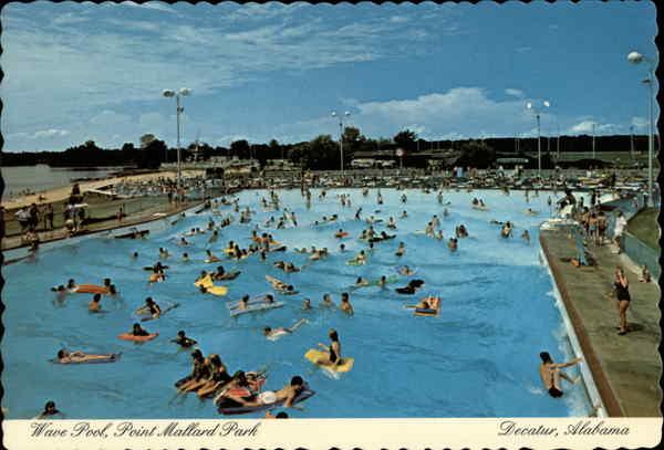Point Mallard Park Decatur Al