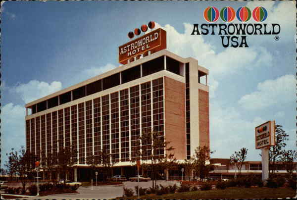 Astroworld Hotel Houston Tx